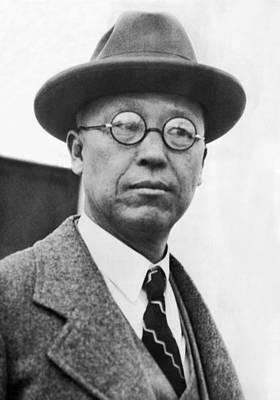 Statesmen Photograph - Korean Leader Dr. Syngman Rhee by Underwood Archives