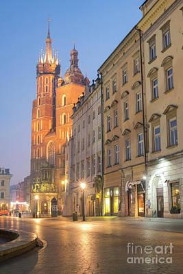 Krakow Photograph - Krakow by Juli Scalzi