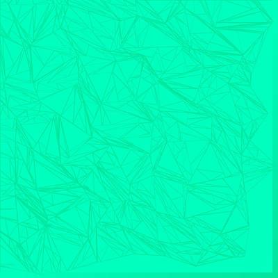 Blue Digital Art - L10-95-0-228-158-0-255-190-3x3-3000x3000 by Gareth Lewis