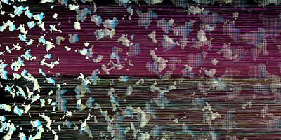 Cloud Digital Art - L18-209 by Gareth Lewis