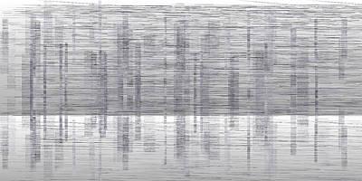 One Digital Art - L19-121 by Gareth Lewis