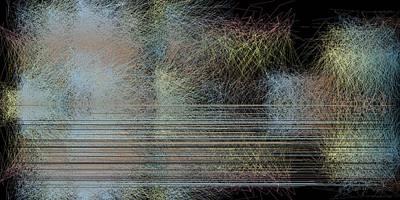 Number Digital Art - L23-130 by Gareth Lewis