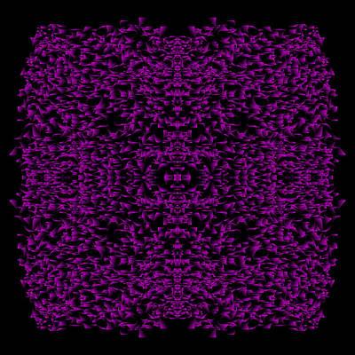 Three Digital Art - L8-104-186-0-190-1600x1600 by Gareth Lewis