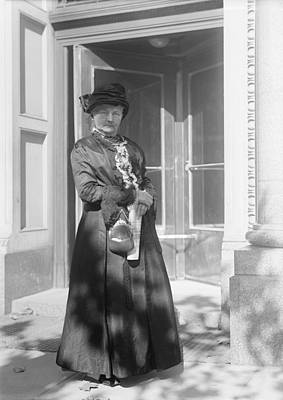 Labor Union Photograph - Labor Union Activist, Mother Jones by Everett