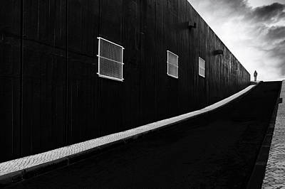 Sidewalks Photograph - Labyrinth Of Air by Paulo Abrantes