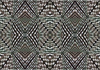 Ceramic Mixed Media - Labyrinth by Rahel TaklePeirce