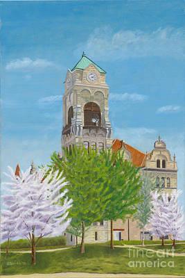 Lackawanna County Courthouse Original by Austin Burke
