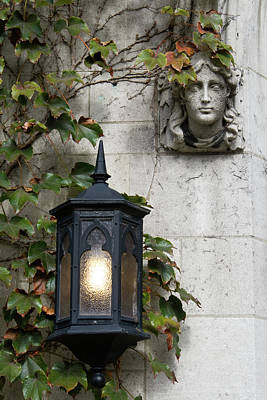 Photograph - Lady And The Lamp by Bernice Williams