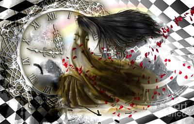 Lady Of Time Original by LDS Dya