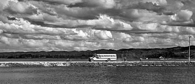 Lago Peten Itza - Guatemala Print by Juergen Weiss