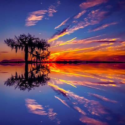Expensive Photograph - Lake Martin Sunset No.64 by Michael DeBlanc