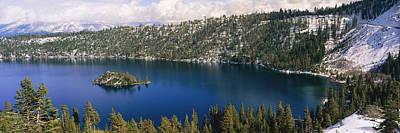Lake Tahoe, California Print by Panoramic Images