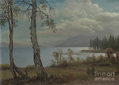 Lake_tahoe Print by Celestial Images