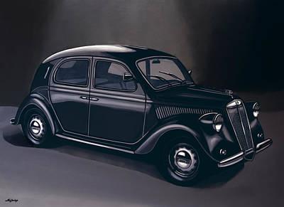 Lancia Ardea 1939 Painting Original by Paul Meijering