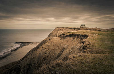 Photograph - Land's End by Odd Jeppesen