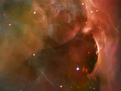 Photograph - Landscape Orion Nebula by Jennifer Rondinelli Reilly - Fine Art Photography
