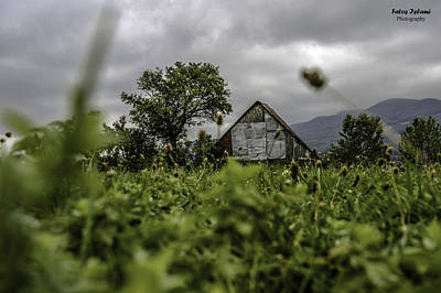 Landscape Photo In Nature Original by Fatos Islami