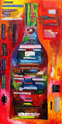 Language Of Love Print by Patti Schermerhorn