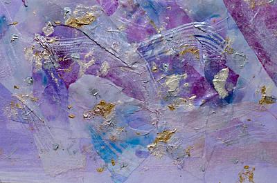 Lavender Haze Print by Don  Wright