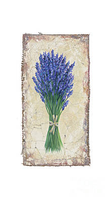 Lavender II Print by Danielle Perry