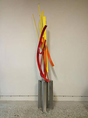 Sculpture - Lavish Emotion by Mac Worthington