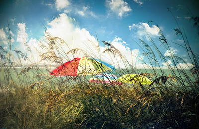 Seagrass Photograph - Lazy Days Of Summer by Tammy Wetzel