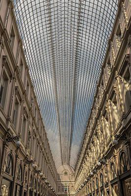 Les Photograph - Les Galeries Royales Saint-hubert by Chris Fletcher