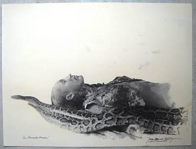 Le Paradis Perdu / 1090 Original by Jean-Marie Bottequin