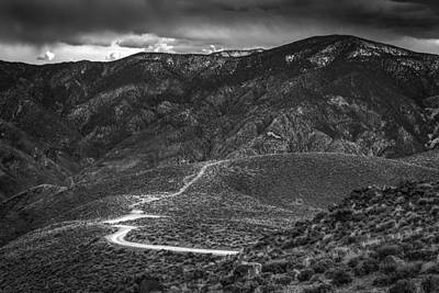 Old West Photograph - Leading by Peter Tellone