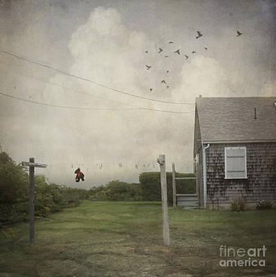 Quaint Photograph - Left Behind by Juli Scalzi