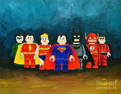 Lego Friends  Original by Herschel Fall