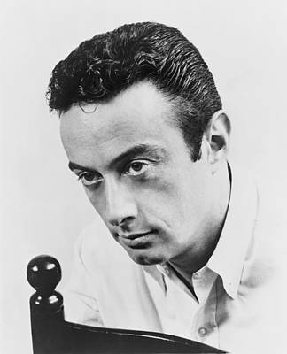 Publicity Shot Photograph - Lenny Bruce 1925-1966, Controversial by Everett