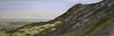 Beach Painting - Leopard Rock View by Christopher Reid