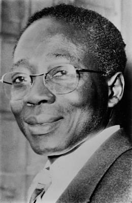 Senegal Photograph - Leopold Sedar Sengho 1906-2001 by Everett