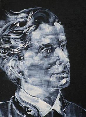 Leopold Von Sacher-masoch Original by Fabrizio Cassetta