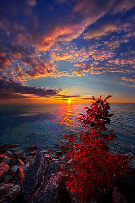 Hope Photograph - Let Me Always Be With You by Phil Koch