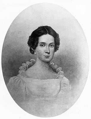 Letitia Tyler, First Lady Print by Science Source