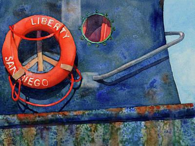 Liberty Print by Codie Carman