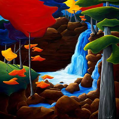 Life In Progress Original by Richard Hoedl