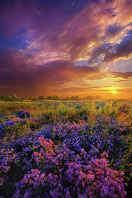 Hope Photograph - Life Is Measured In Moments by Phil Koch