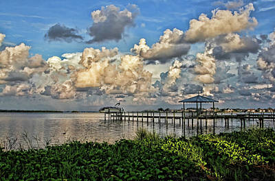 Light And Shadows Print by HH Photography of Florida