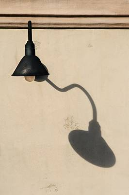 Shadow Photograph - Light Angle by Dan Holm
