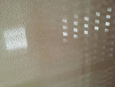 Photograph - Light Blocks by KM Corcoran