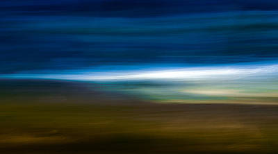 Light In The Distance Original by Mah FineArt