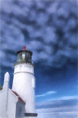 Art In Nature Digital Art - Light In The Sky II by Jon Glaser