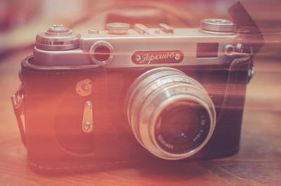 Camera Photograph - Light by Ondrej Supitar