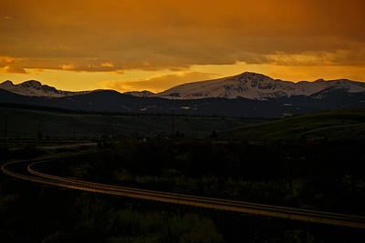 Photograph - Light Rail by Jeremy Rhoades