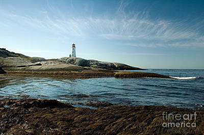 Lighthouse Photograph - Lighthouse by Dani Prints and Images