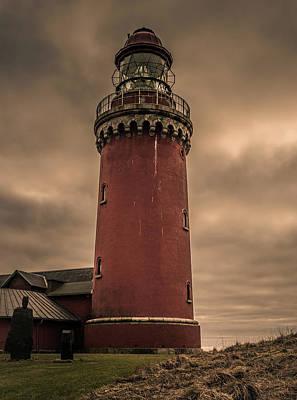 Lighthouse Print by Odd Jeppesen