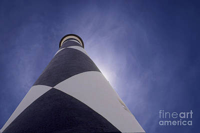 Lighthouse Print by Rob Byron